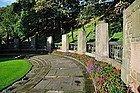 Jardines Princes Street Gardens, monumento