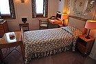 Royal Yacht Britannia, habitación de la Reina
