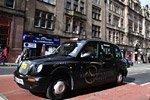 Taxis en Edimburgo