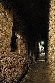 Callejon de Edimburgo