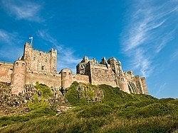 Castillo de Bamburgh