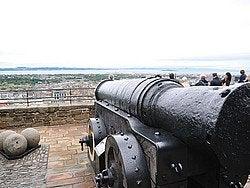 Mons Meg, un enorme cañón defensivo