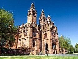 Glasgow, museo Kelvingrove