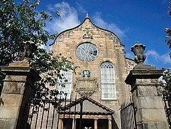 Eglise de Canongate