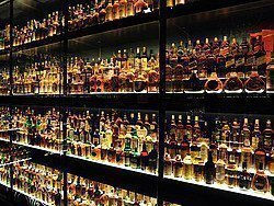 Scotch Whisky Experience, museo