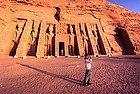 Abu Simbel: Templo de Nefertari