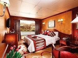 Crucero Amarco, habitación estándar