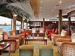 Crucero Amarco, salón principal