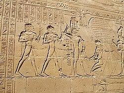 Templo de Edfu: Detalles