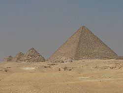 Dinastia Egipto: Era de las pirámides