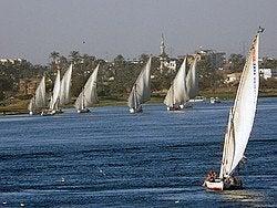 Información Egipto, Nilo