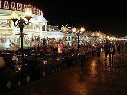 Sharm el Sheij: Naama Bay