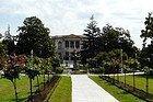 Palacio Dolmabahçe, jardines