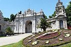 Reloj en el Palacio de Dolmabahce
