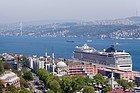 Puerto de cruceros de Estambul