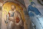 San Salvador en Chora, mosaico