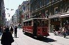 Tranvia nostalgico Estambul