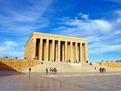 Mausoleto de Ataturk, Ankara