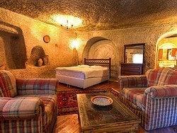 Casa cueva en Uçhisar
