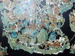 Constantinopla en el año 330