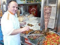El Kebab, la comida más típica de Estambul