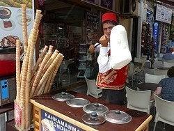 Heladero de Estambul