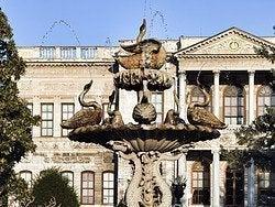 Visitando el Palacio de Beylerbeyi