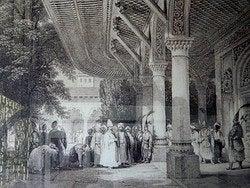Ilustración del Palacio Topkapi