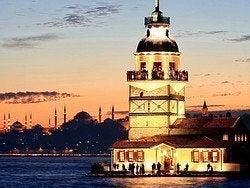Torre Maiden o Torre de Leandro