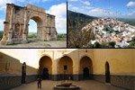 Excursión a Volubilis, Mulay Idrís y Meknes