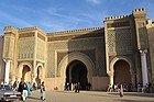 Meknes, Puerta Bab el-Mansour