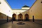 Meknes, Mausoleo de Mulay Ismaíl