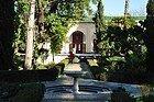 Museo Dar Batha, jardin