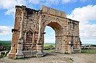 Volubilis, Arco de Caracalla