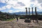 Volubilis, Templo de Júpiter