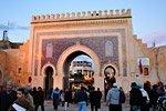 Puerta Bab Bou Jeloud