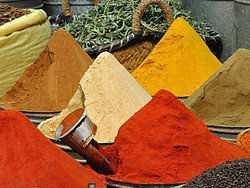 Especias en Fez