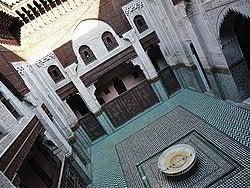 Meknes, Mezquita Bou Inania