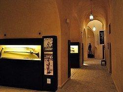 Museo de las Armas, interior