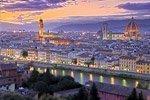 Tour nocturno por Florencia con cena