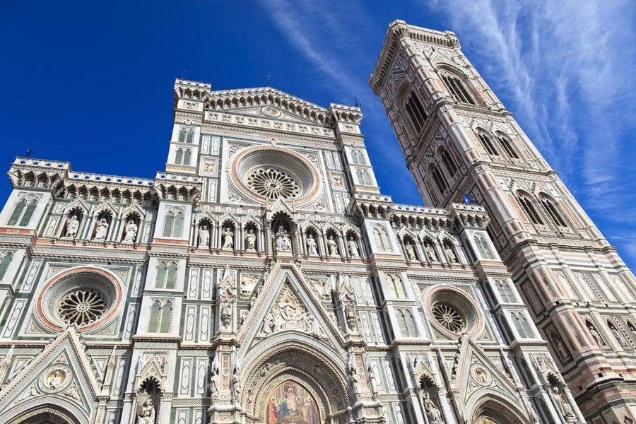 Catedral de Florencia y Campanile de Giotto