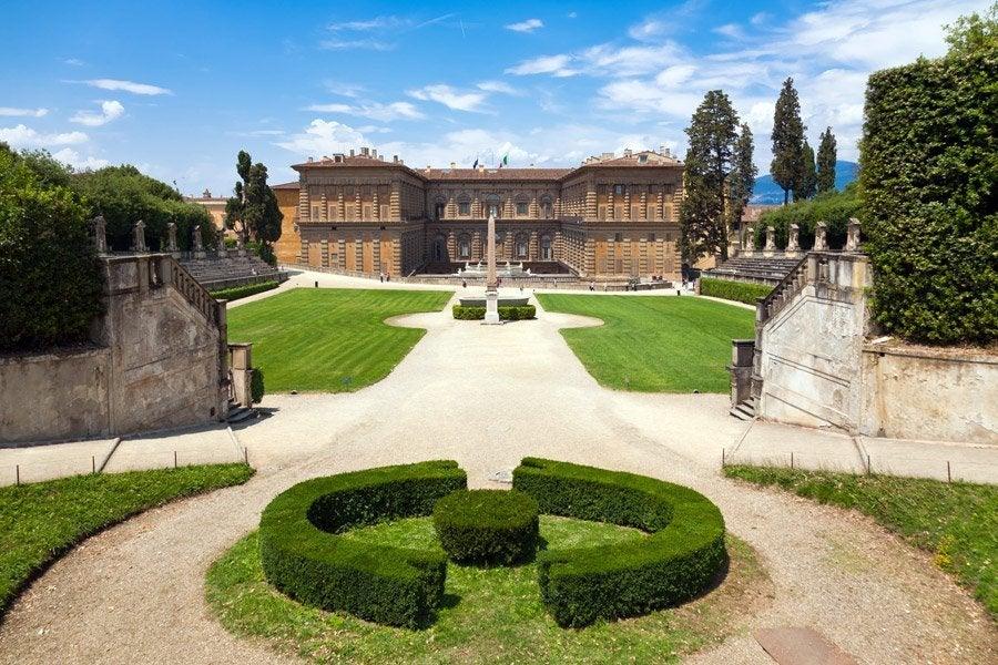 Resultado de imagen de palazzo pitti jardines boboli
