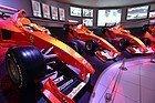 Museu Ferrari, formula 1