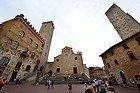 San Gimignano, Plaza del Duomo