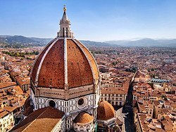 Campanile de Giotto, vistas