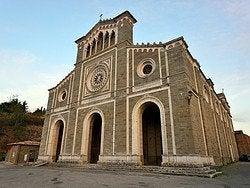 Cortona, Santuario de Santa Margarita