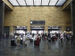 Estación de tren de Santa María Novella