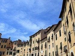 Lucca, Plaza del Anfiteatro