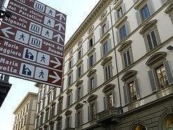 Orientarse en Florencia
