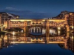 Ponte Vecchio desde el puente alle Grazie